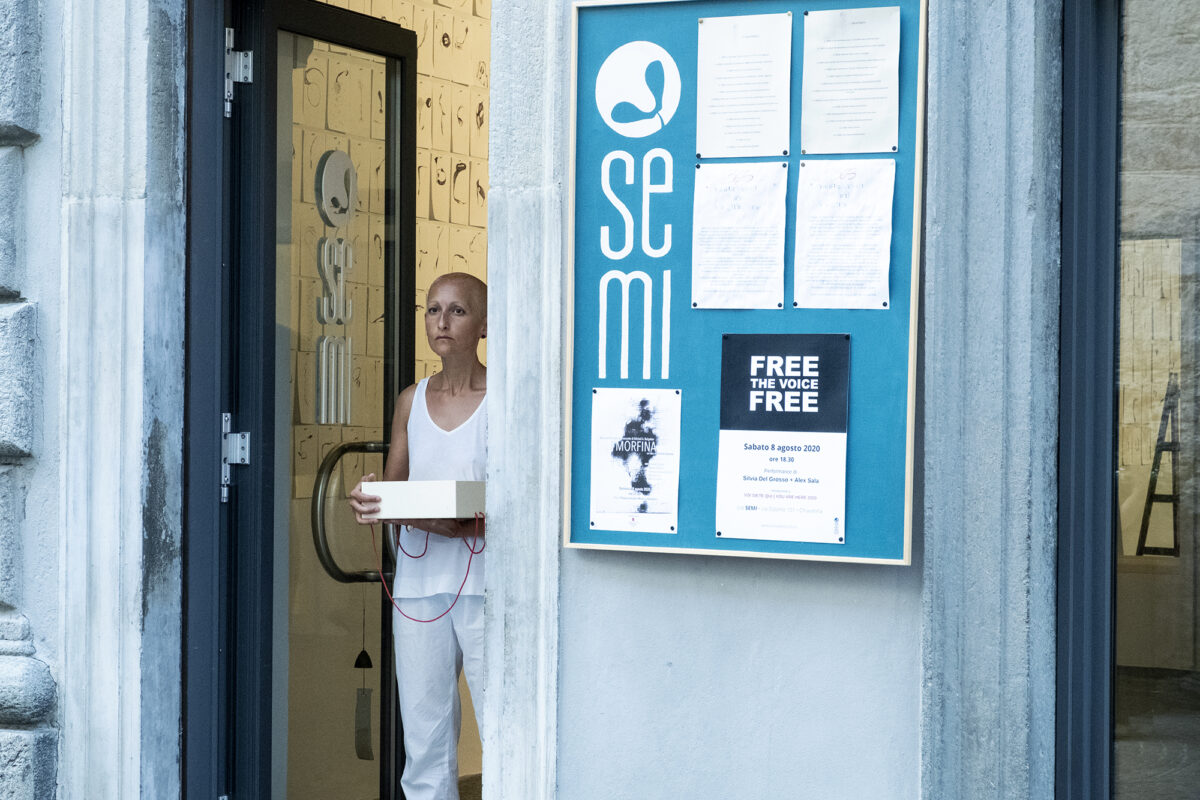 free the voice free semi start door